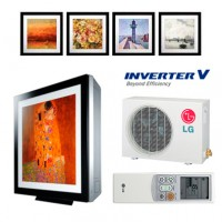 LG A12AW1 ART COOL Gallery Inverter