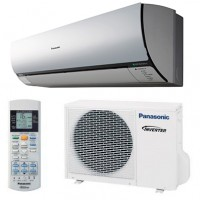 Panasonic CS-E12PKDW / CU-E12PKD inverter